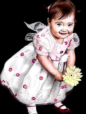 Little Spanish Girl