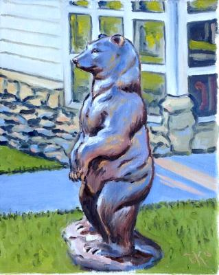 Bear in Fish Creek