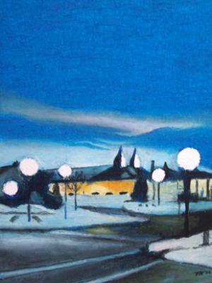 Steeples & Streetlights